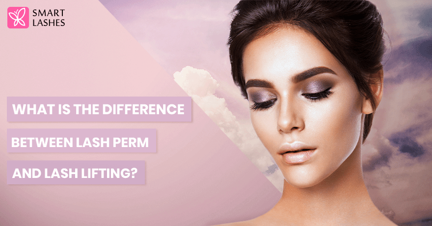 What is the difference between lash perm and lash lifting?