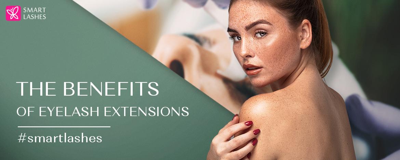 Benefits of eyelash extensions