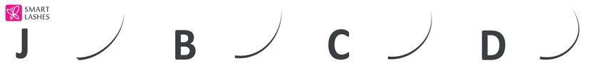 False Lashes curl